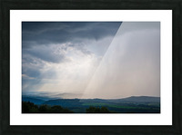 Moving Storm ap 2903 Picture Frame print