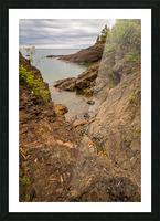 Lake Superior ap 2550 Picture Frame print