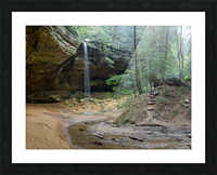 Ash Cave apmi 1642 Picture Frame print