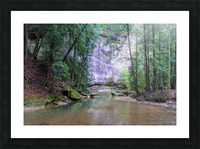 Water Colors apmi 1636 Picture Frame print