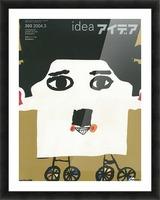 Idea 303 Picture Frame print