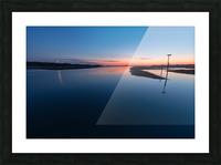 Assateague Light ap 2763 Picture Frame print