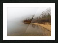 Profile Lake ap 2192 Picture Frame print