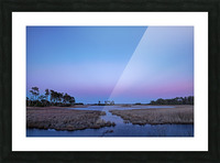 Twilight Shadow ap 2789 Picture Frame print