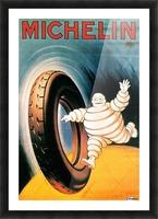 Michelin Poster Impression et Cadre photo