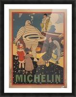 Michelin Pneu Impression et Cadre photo