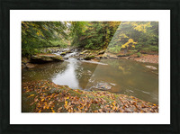 Fall Color ap 2453 Picture Frame print