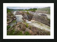Great Falls ap 2019 Picture Frame print