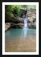 Upper Falls ap 2058 Picture Frame print