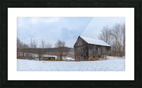 Classic Barn apmi 1528 Picture Frame print