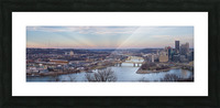 Pittsburgh apmi 1513 Picture Frame print