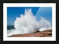 Crashing Wave ap 2320 Picture Frame print