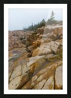 Granite Boulders ap 2270 Picture Frame print