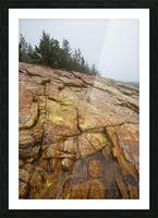 Granite Rock ap 2285 Picture Frame print