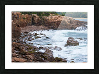 Monument Cove ap 1536 Picture Frame print