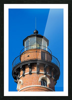 Fresnel Lens ap 2444 Picture Frame print