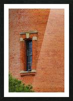 Window Study ap 2095 Picture Frame print