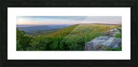 Dolly Sods at Sunrise apmi 1710 Picture Frame print