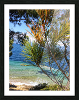 Greece Peloponnese Picture Frame print