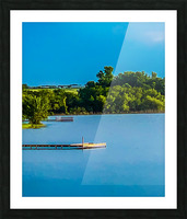 Carries Paradise Picture Frame print