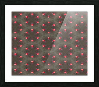 redbeads Picture Frame print