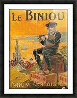 Rhum Fantaisie Picture Frame print