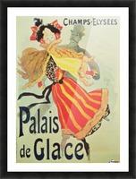 Palais de Glace Picture Frame print