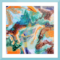 popartfantasy Picture Frame print