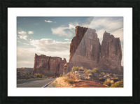 Arches National Park UT Picture Frame print