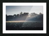 Pennsylvania Sunrise Picture Frame print