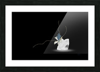 Egress Picture Frame print