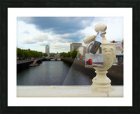 Love Dublin  Picture Frame print