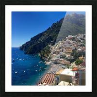 Positano Italy Picture Frame print