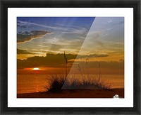 Gorgeous Sunset Picture Frame print