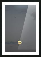 Clair de lune Impression et Cadre photo