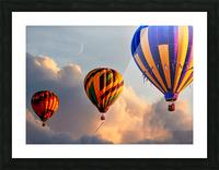 Sunrise Alignment Picture Frame print