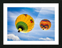 Going Up Picture Frame print