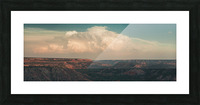 Palo Duro Canyon Picture Frame print