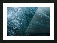 Mckenzie River Picture Frame print