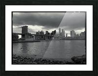 Gotham City  Picture Frame print