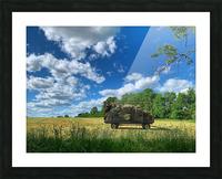 Farm Life  Picture Frame print