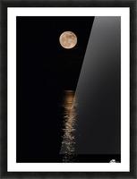 Holiday Magic - Lunar Art by Jordan Blackstone Picture Frame print