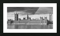 Houses Of Parliament Picture Frame print