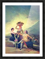 The Vintage by Goya Picture Frame print
