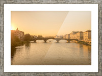 Florence Picture Frame print