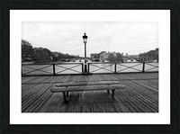 Wooden landscape Impression et Cadre photo