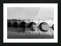 Pont Neuf Reflection Impression et Cadre photo