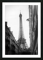 Under the Eiffel tower  Impression et Cadre photo