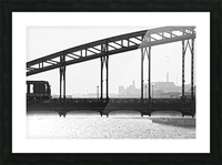 Austerlitz viaduct Impression et Cadre photo
