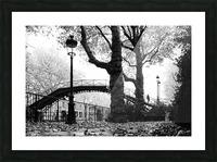 Dead leaves Impression et Cadre photo